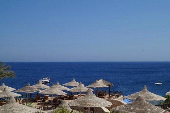 Hilton Sharks Bay Resort: Пару минут и открывается такой вид)