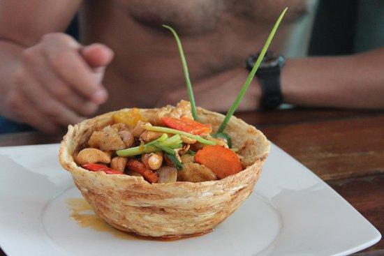 Montalay Beach Resort : plat