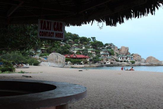Montalay Beach Resort : plage