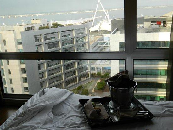 TRYP Lisboa Oriente Hotel: che botta