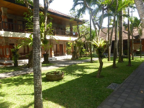 Griya Santrian: Garden wing