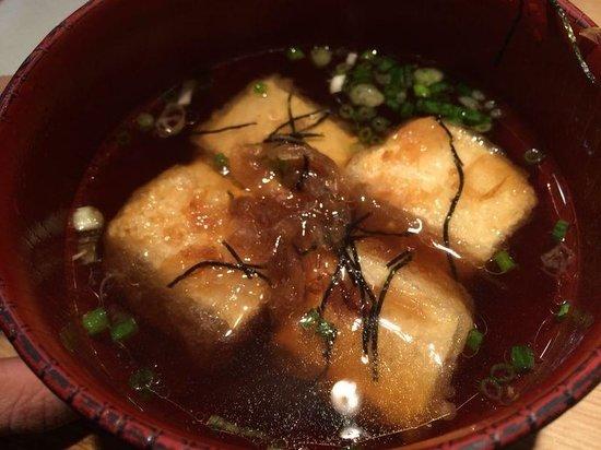 aki : Tofu
