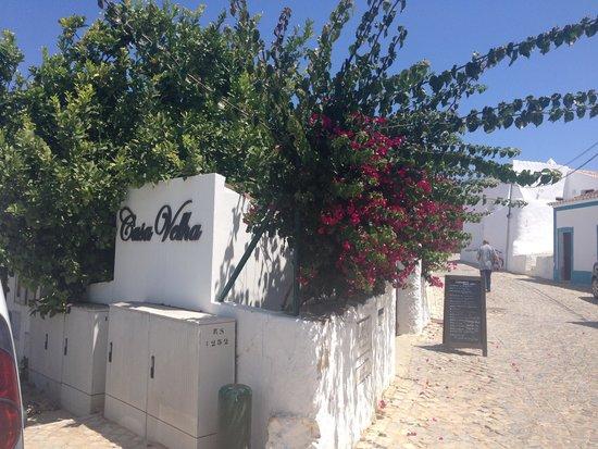 Casa Velha : entrada