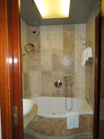 Hotel Saturnia & International : Bathroom