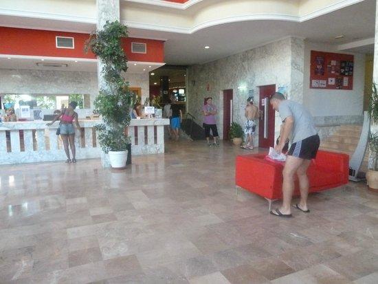 Inter2Salou : Lobby