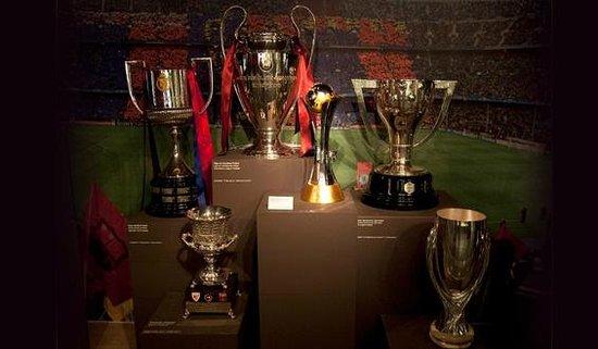 Camp Nou : esto no lo podrás ver en ningún otro sitio