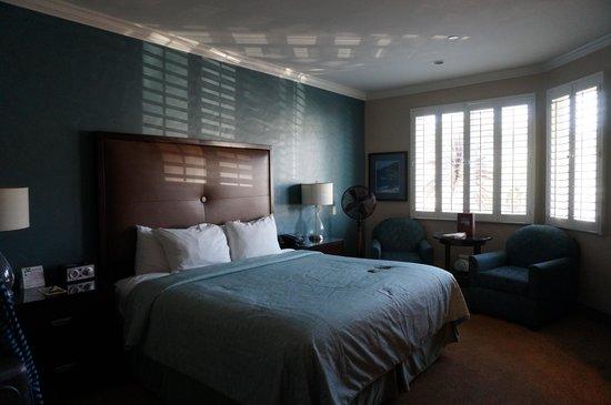 Blue Dolphin Inn : chambre