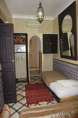 Riad Dar Ftouma : Chambre Casablanca
