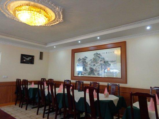 China Restaurant Shang-Hai: un locale interessante