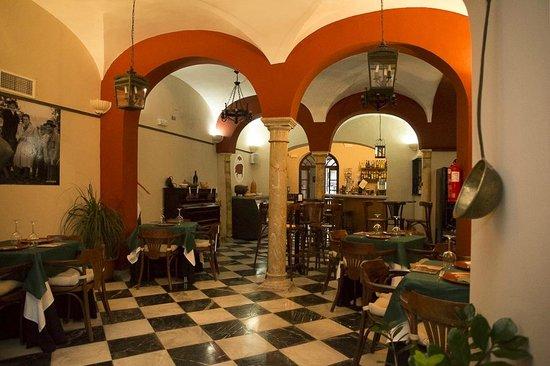 Hotel Los Balcones de Zafra: Restaurant