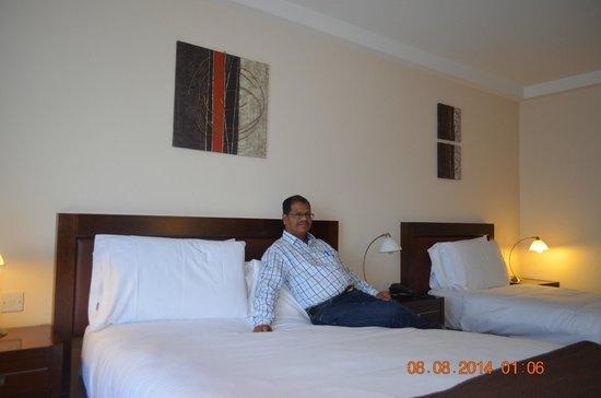 Clayton Whites Hotel: Specious room