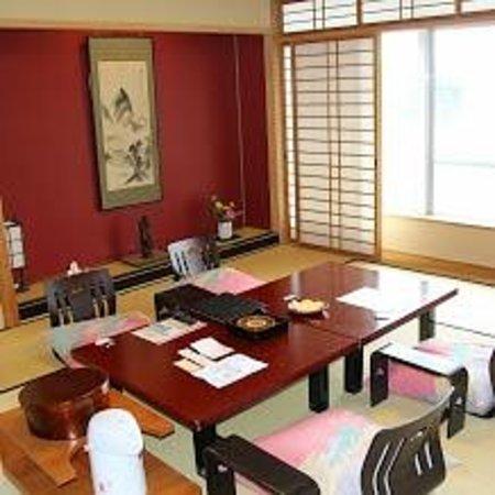 Kyushu Hotel : 部屋の様子