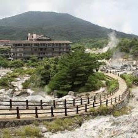 Kyushu Hotel : 雲仙地獄と九州ホテル②