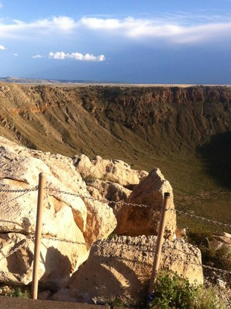 Meteor Crater: Beautiful