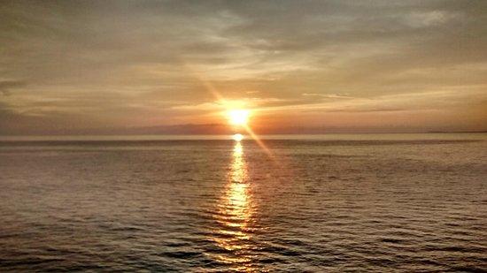 Costa Sur Resort & Spa : Puesta de Sol Balcon