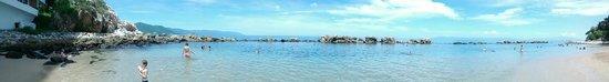 Costa Sur Resort & Spa : Vista de playa