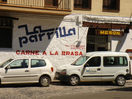 Restaurante La Parrilla : Fachada