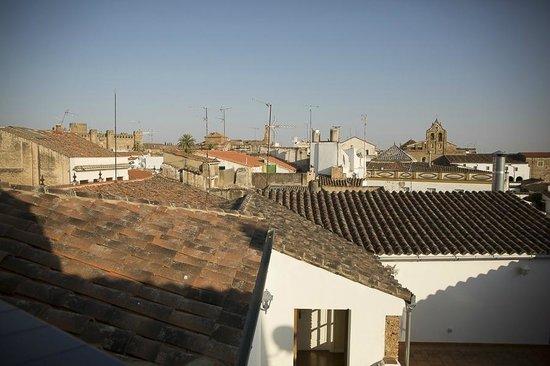 Hotel Los Balcones de Zafra: Castle - Dukes of Feria Palace. Margaret Harrington donation Convent and Convent Nuns of St. Cla
