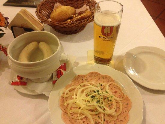 Rechthaler-Hof: моя еда