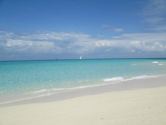 Eden Village Kendwa Beach Resort: Spiaggia Nakupenda