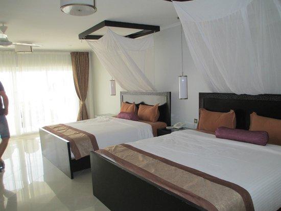 Eden Village Kendwa Beach Resort: La nostra camera deluxe