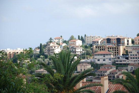 hotel Diana : overlooking Vence