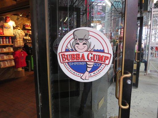 Bubba Gump Shrimp Co. : logo