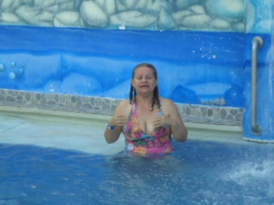 Hotel Portofino: piscina, aprendiendo a nadar