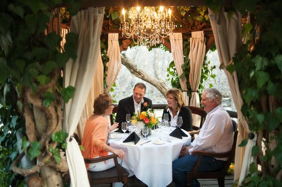 L'Auberge de Sedona: Creekside Reserve: Private Dining