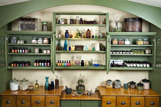 L'Auberge de Sedona: Spa Interior: L'Apothecary
