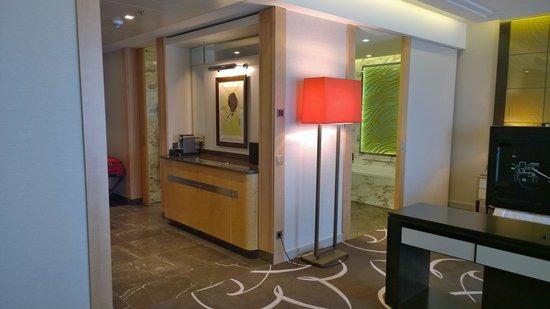 Waldorf Astoria Berlin: Junior Suite