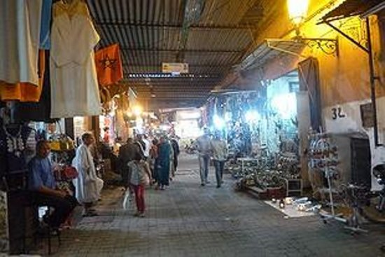 Marrakech Souk: Souk
