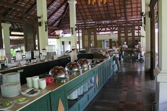 Khaolak Laguna Resort : Frühstücksraum
