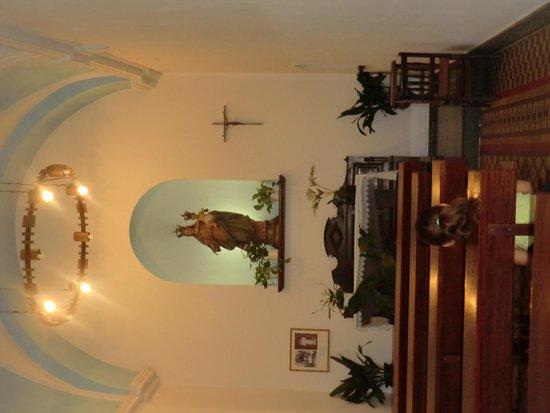 Chapel of Mare de Deu del Socors: interieur