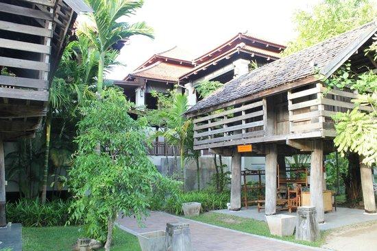 Khaolak Laguna Resort : Hotelfrühstückshaus