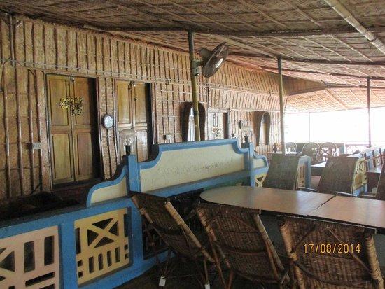 Ashtamudi Homestay: Lounging Area