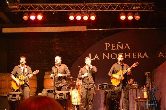 """Pena's Nochera de Kike Teruel: Peña """"La Nochera"""""""