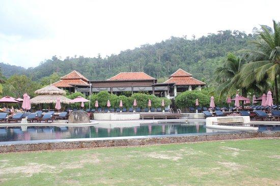 Khaolak Laguna Resort : Blick auf pool