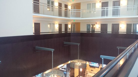 Embassy Suites by Hilton Denver - Downtown / Convention Center: Hotel interior