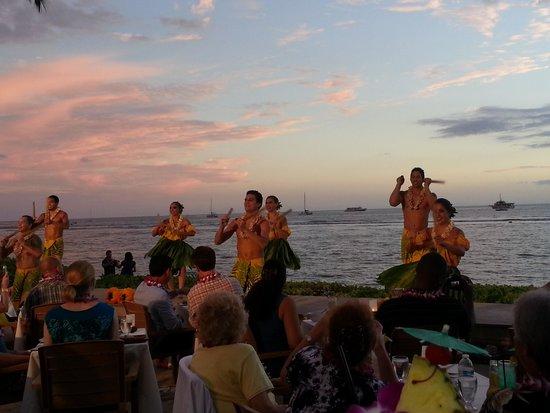 Maui Eldorado : luau maui
