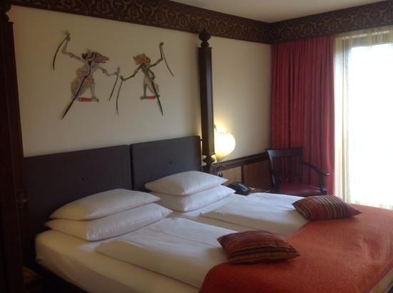 Lindner Park-Hotel Hagenbeck: Das Thema wird sehr gut umgesetzt