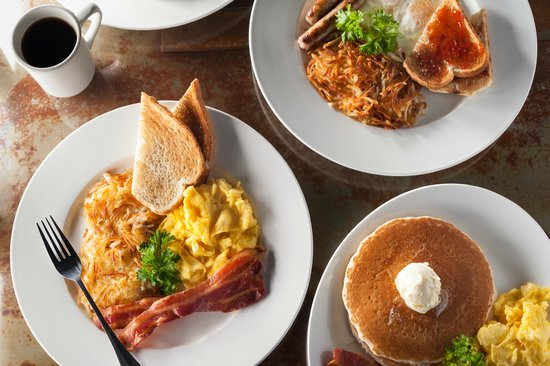 The Timbers Restaurant: $5.99 breakfast specials