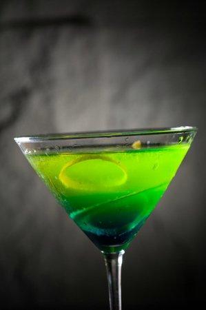 The Timbers Restaurant: Emerald Bay Martini