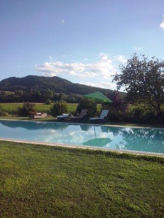 Borgo Spinara: piscina esterna