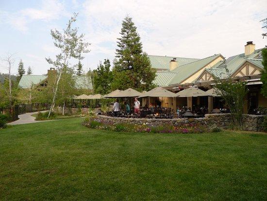 Tenaya Lodge at Yosemite: Vue de l'hotel