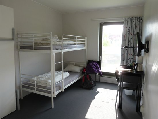 Haraldsheim Hotel : Chambre