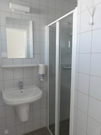 Haraldsheim Hotel: Salle de bain