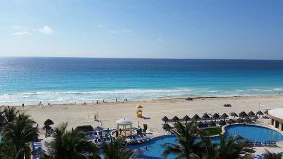 Golden Parnassus All Inclusive Resort & Spa Cancun: view to wake up for :)