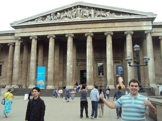 Museo Británico: imersão cultural