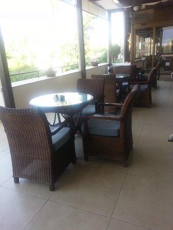 Elias Beach Hotel: Mokka Cafee